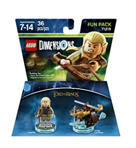 Lord Of The Rings Legolas Fun Pack - LEGO Dimensions