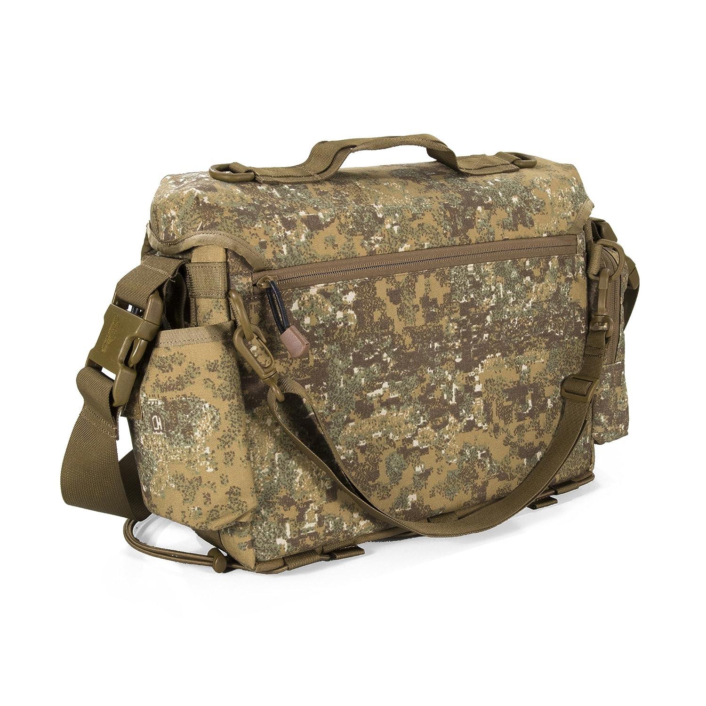 Direct Action Messenger Bag MKII táctico bandolera Shadow Grey cordura