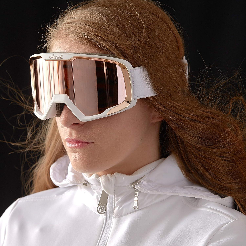 Aurak Idylle Hero Skibrille Skibrille Skibrille B07GZ2XZ1D Skibrillen Berühmter Laden ae4d76