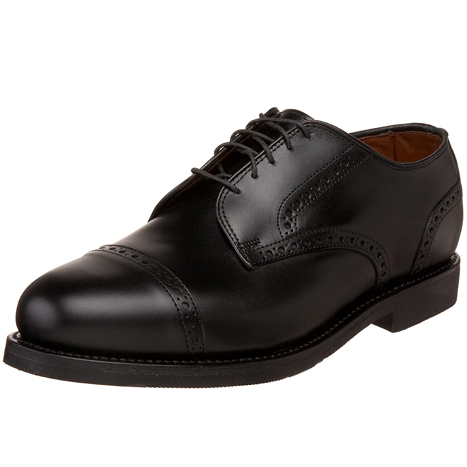 Allen Edmonds Men's Benton Oxford Black Calf US 9.5 C Allen-Edmonds