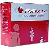 Evamus - Wegwerf Urinal 5 Stück, Taschen WC für Frauen, Taschen Örtchen, Einweg Toilette,