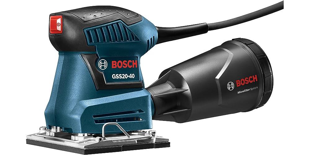 Bosch BDEMS600 Orbital Finishing Sander