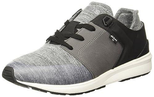 Black Tab Runner Boating Shoes