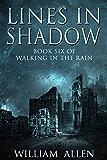 Lines in Shadow: Walking in the Rain