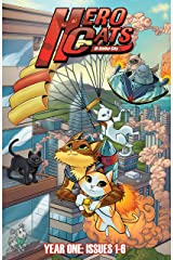 Hero Cats Hardcover Vol. 1 Kindle Edition