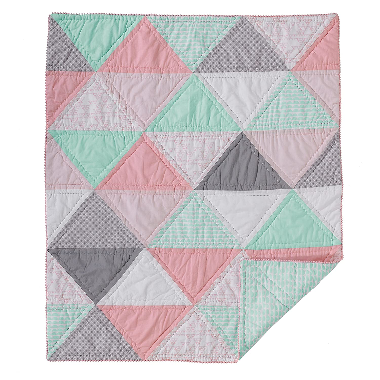 Amazon.com : Lolli Living Sparrow Cotton Filled Comforter ... : cotton filled quilt - Adamdwight.com