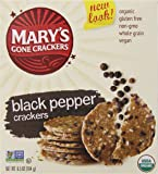 Mary's Gone Crackers, Original, 6.5 Ounce (Pack of 12