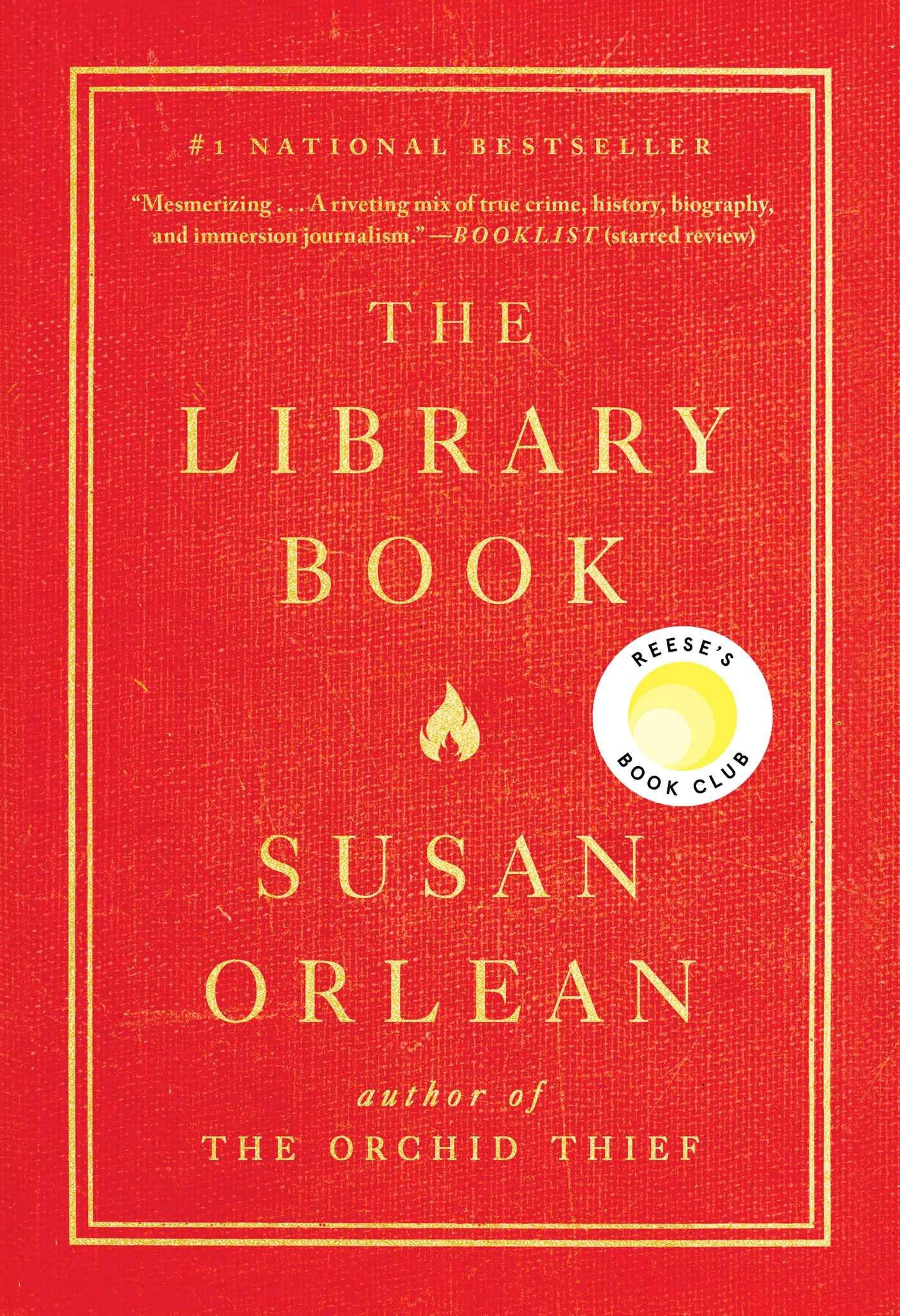 Library Book: Amazon.es: Orlean, Susan, Orlean, Susan: Libros ...