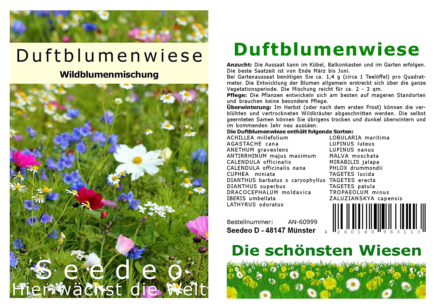 Seedeo Duftblumenwiese