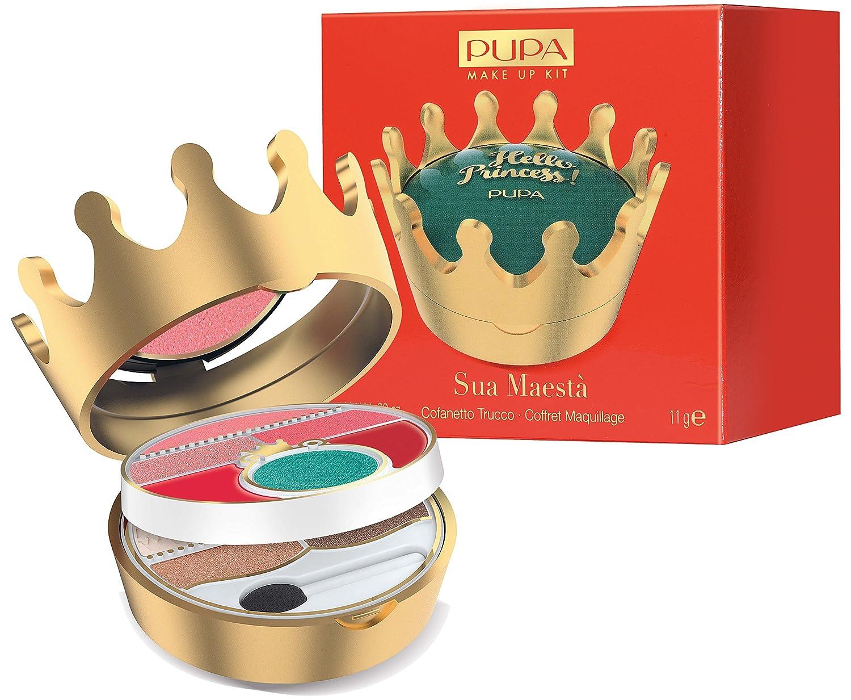 Pupa Cofanetti Sua Maestà 001 Verde Cofanetto Make Up ...