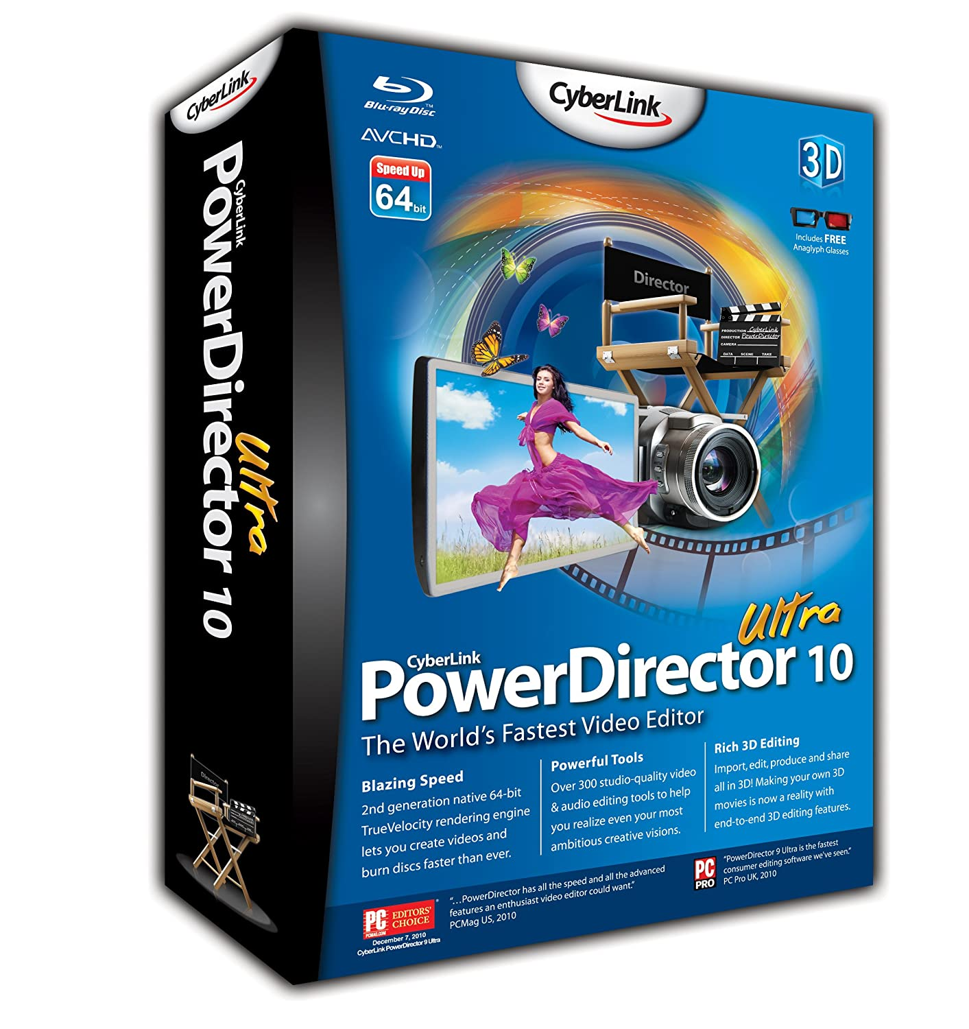 cyberlink powerdirector 9 ultra free download full version