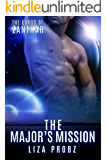 The Major's Mission: (An Alpha Alien Romance Novel) (Lords of Zanthar Book 2)