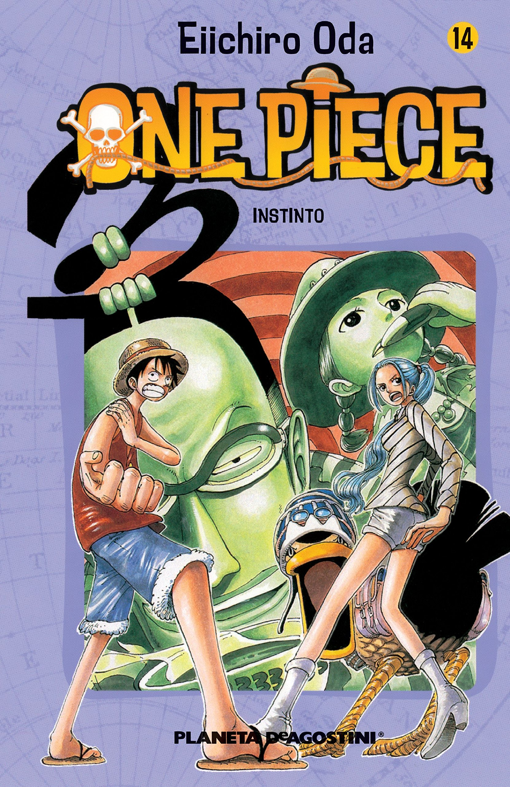 Download One Piece nº 14 ebook