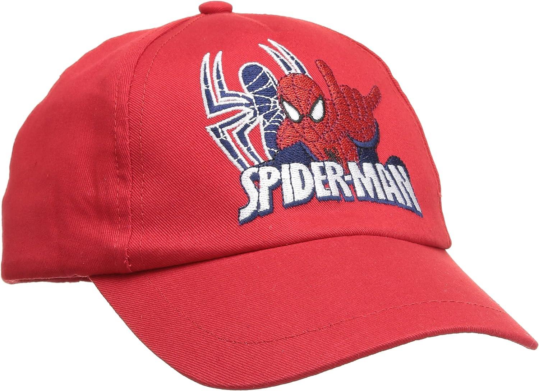 Disney Spiderman Gorra para Niños: Amazon.es: Ropa y accesorios