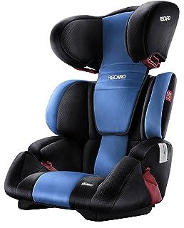 Recaro Monza Nova 2 Seatfix, Silla de coche grupo 2/3, rojo ...