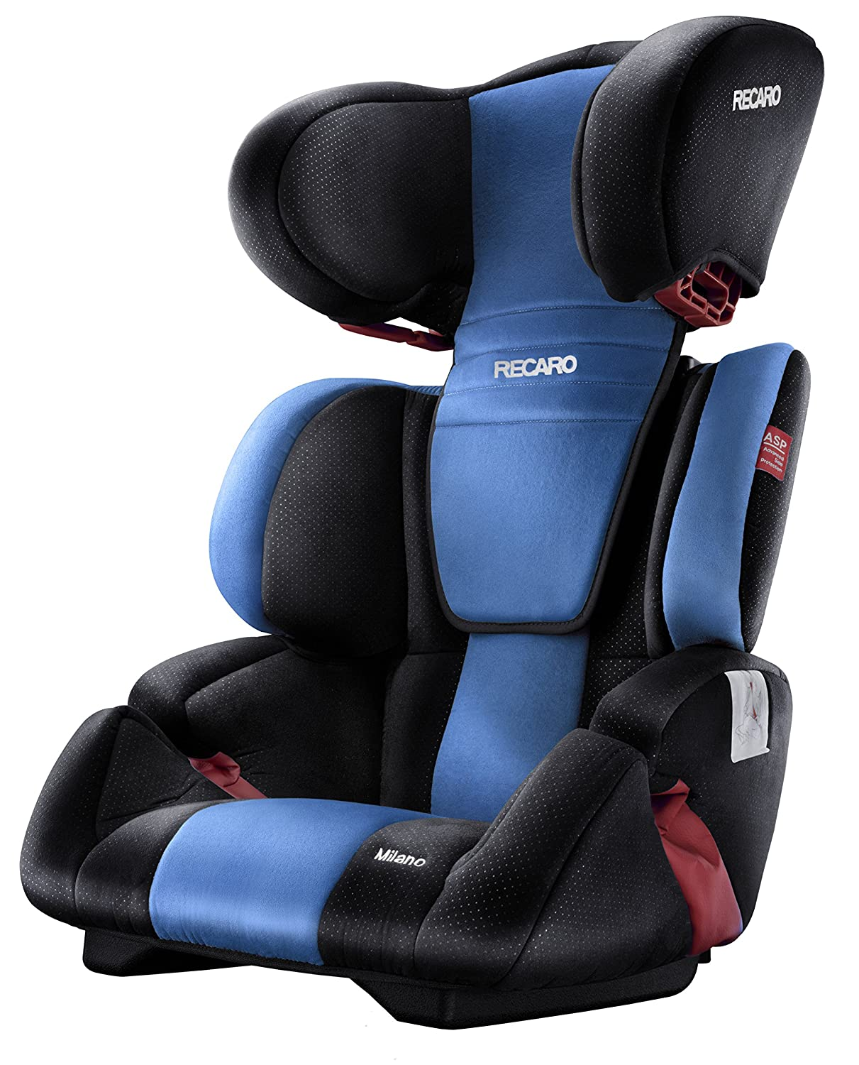 recaro si ge auto groupe 2 3 milano saphir ebay. Black Bedroom Furniture Sets. Home Design Ideas