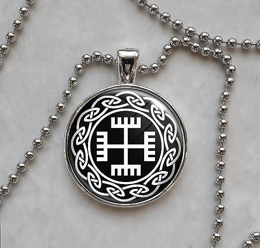 Amazon hands of god slavic neopaganism pendant necklace handmade hands of god slavic neopaganism pendant necklace aloadofball Choice Image