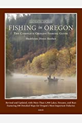 Fishing in Oregon, Eleventh Edition Kindle Edition