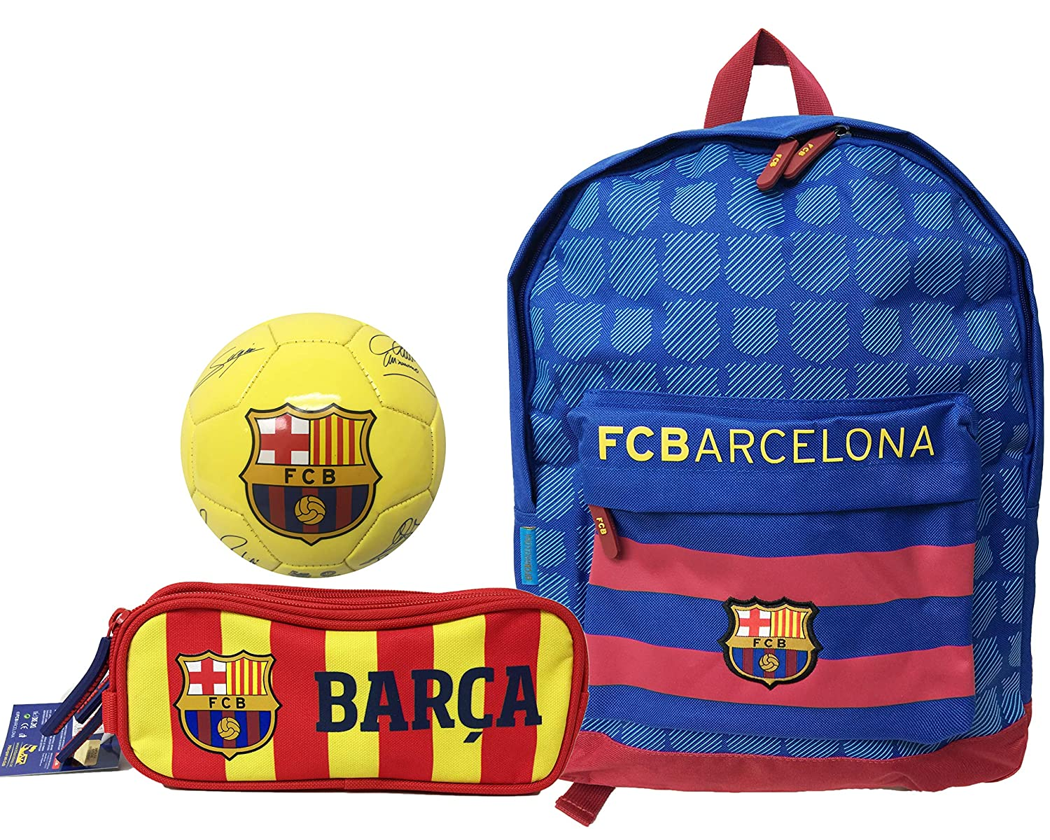 FCB Barcelona Backpack for Kids, Official