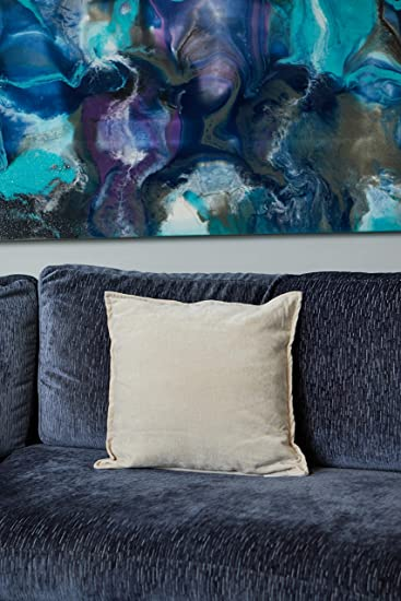Amazon.com: Celebrity Home - Funda de almohada de piel ...