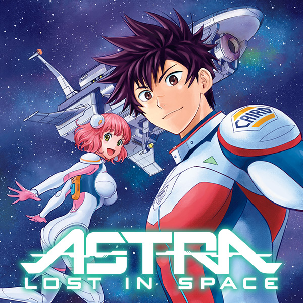 Astra Lost in Space (Issues) (5 Book Series)