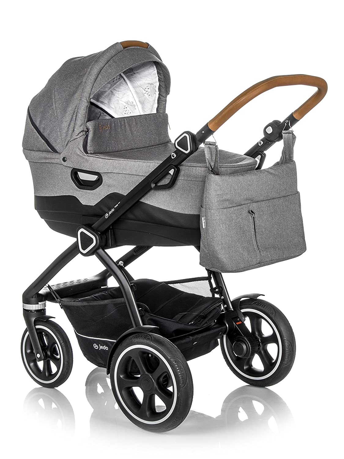 Baby stroller Jedo: photo and review of models, reviews 58