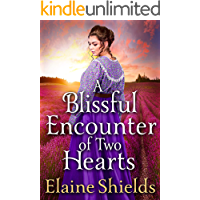 A Blissful Encounter of Two Hearts: A Historical Western Romance Book