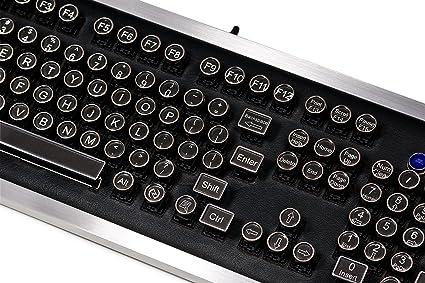 Amazon.com: The Aviator Keyboard: Computers & Accessories