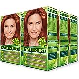Naturtint Permanent Hair Color - 7.46 Arizona Copper, 5.28 fl oz (6-pack)