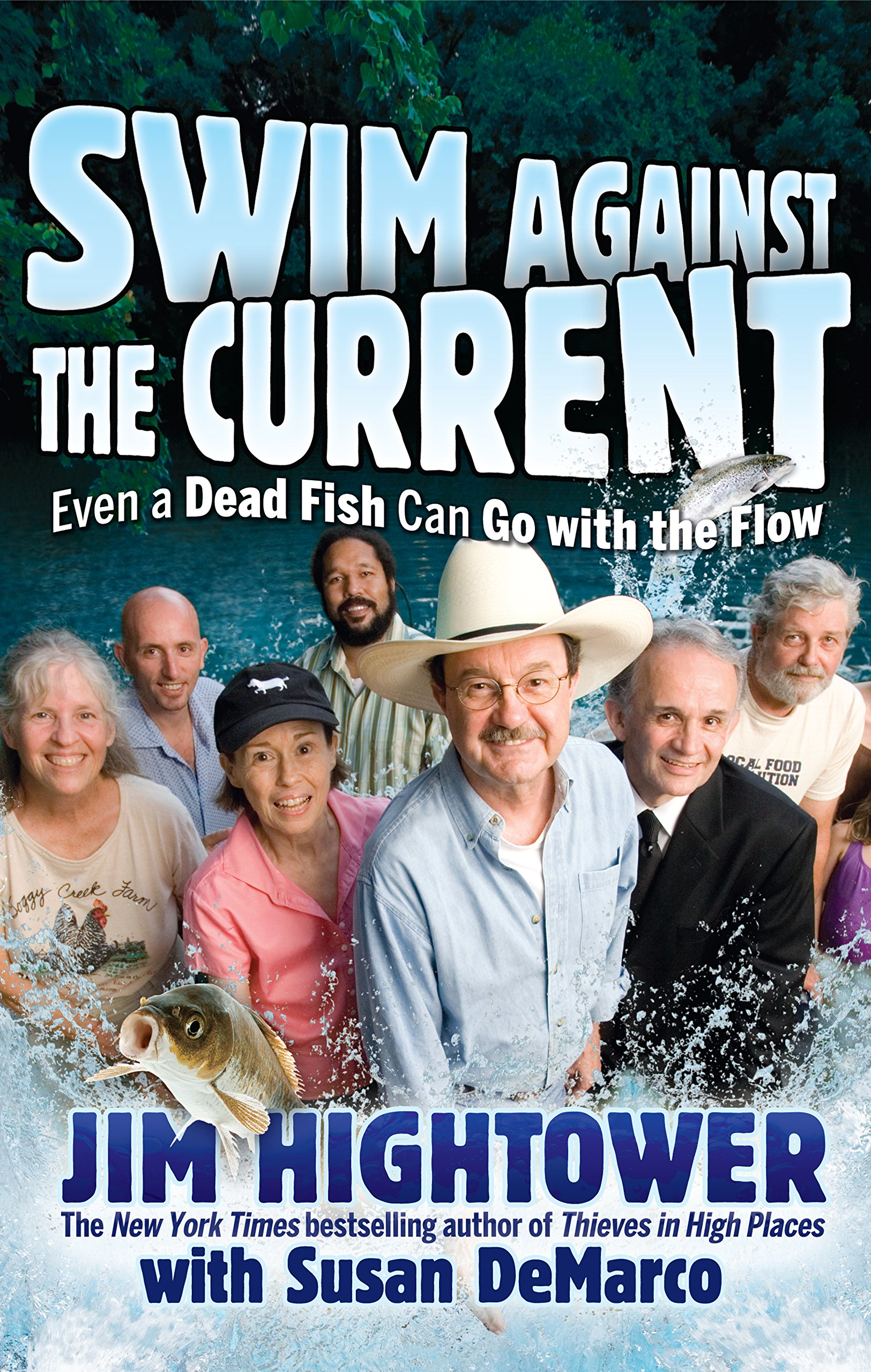 Download Swim against the Current: Even a Dead Fish Can Go With the Flow PDF