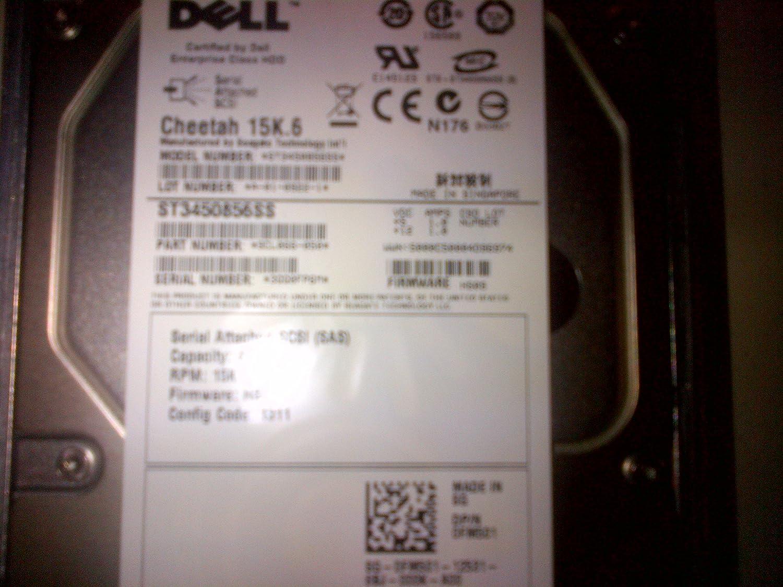 """Dell Seagate ST3450856SS 450GB SAS 3.5"""" Hard Drive"""