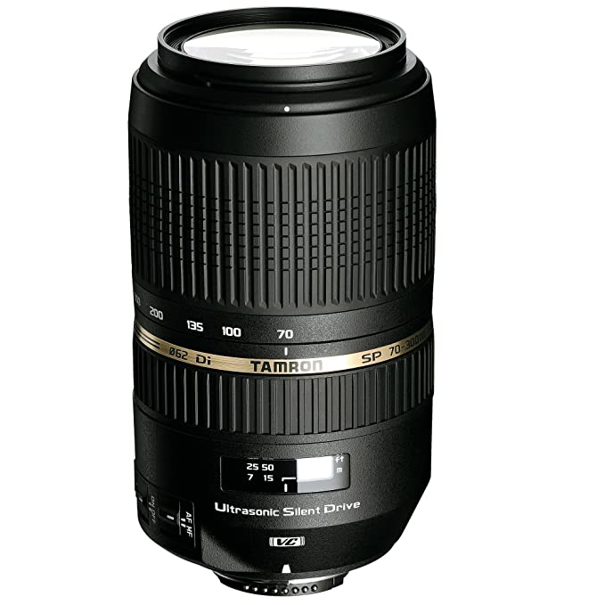 Review Tamron SP 70-300mm F/4-5.6