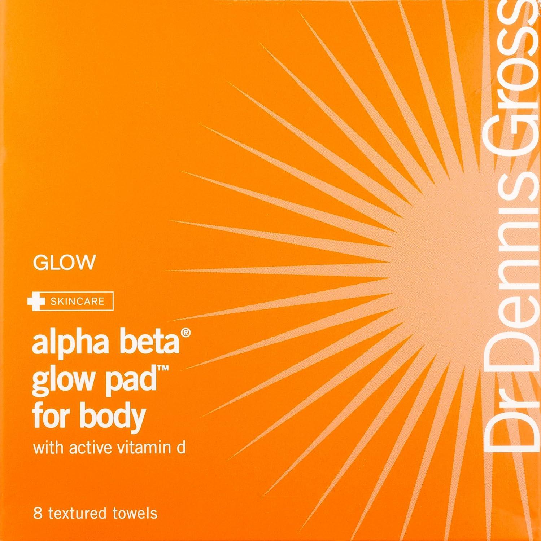 Dr Dennis Gross Skincare Alpha Beta - Almohadillas autobronceadoras para cuerpo: Amazon.es: Belleza