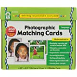 Photographic Matching Cards, Grades PK - K