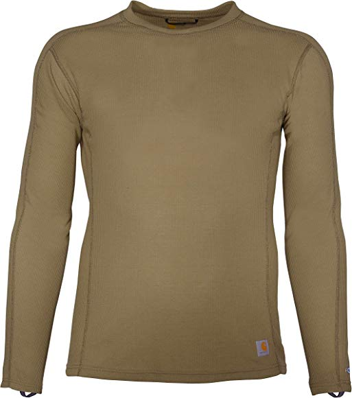 CARHARTT FORCE New Long Sleeve Black size L Quick Dry /& Odor Resistant NEW!