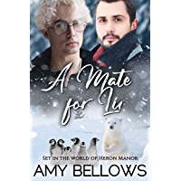 A Mate for Lu (Alaskan Pebble Gifters Book 4) (English Edition)