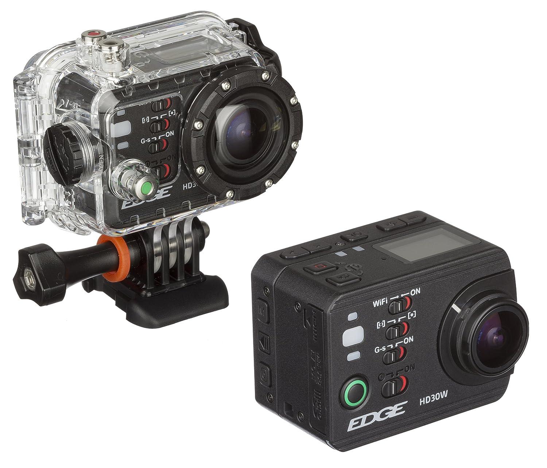 Kitvision Helmkamera Splash Waterproof Full HD 1080p Wasserfeste Sport Action Cameramit Halterungen und Gehäuse - Cámara Deportiva