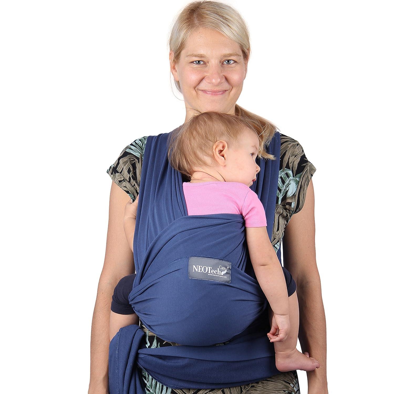Écharpe de portage en coton de marque Neotech Care - Porte-bébé ventral  mains libres - Couleur beige  Amazon.fr  Bébés   Puériculture 7741768e9f5