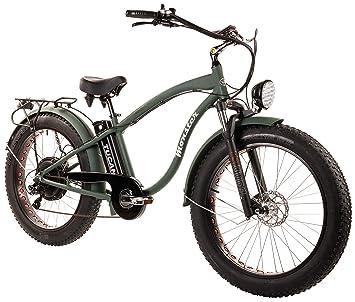 "Bicicleta eléctrica 26"" Motor: 1.000W-48V Suspension"