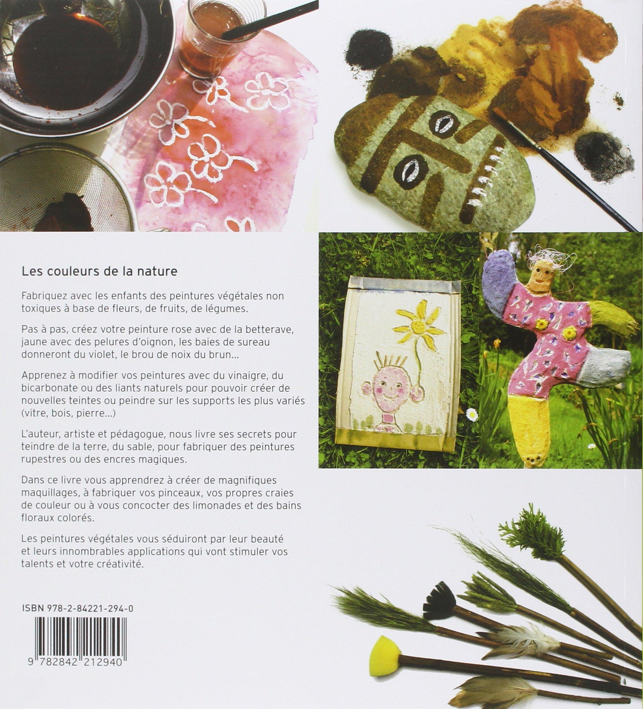 Amazon.fr   Peintures Végétales Avec Les Enfants   Helena Arendt, Stephanie  Alglave   Livres