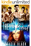 Theirs To Protect: Audrey's Book (Marriage Raffle 1)