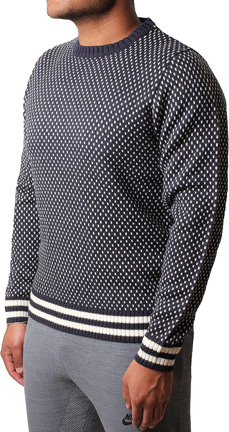 Tokyo Laundry Mens Jumper Gabe Wool Mix Casual Sweater Knitwear 1A4820