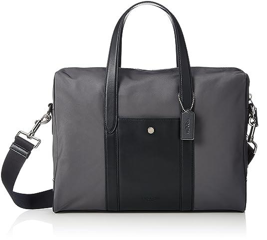 fea26ad687d3 Amazon.co.jp: [コーチ] ブリーフケース ブリーフケース 並行輸入品 ブラック/グラファイト [並行輸入品]: シューズ&バッグ