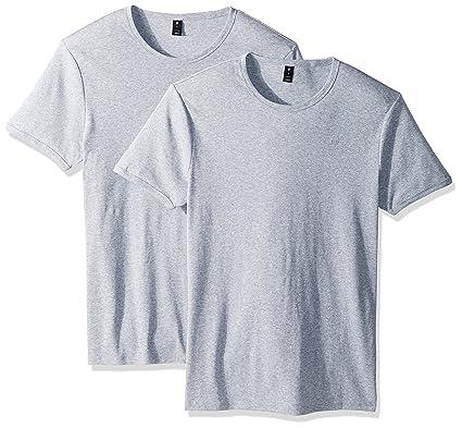 G-STAR RAW Herren T-Shirt Base R T S S 2er Pack  Amazon.de  Bekleidung 06b1e7b005