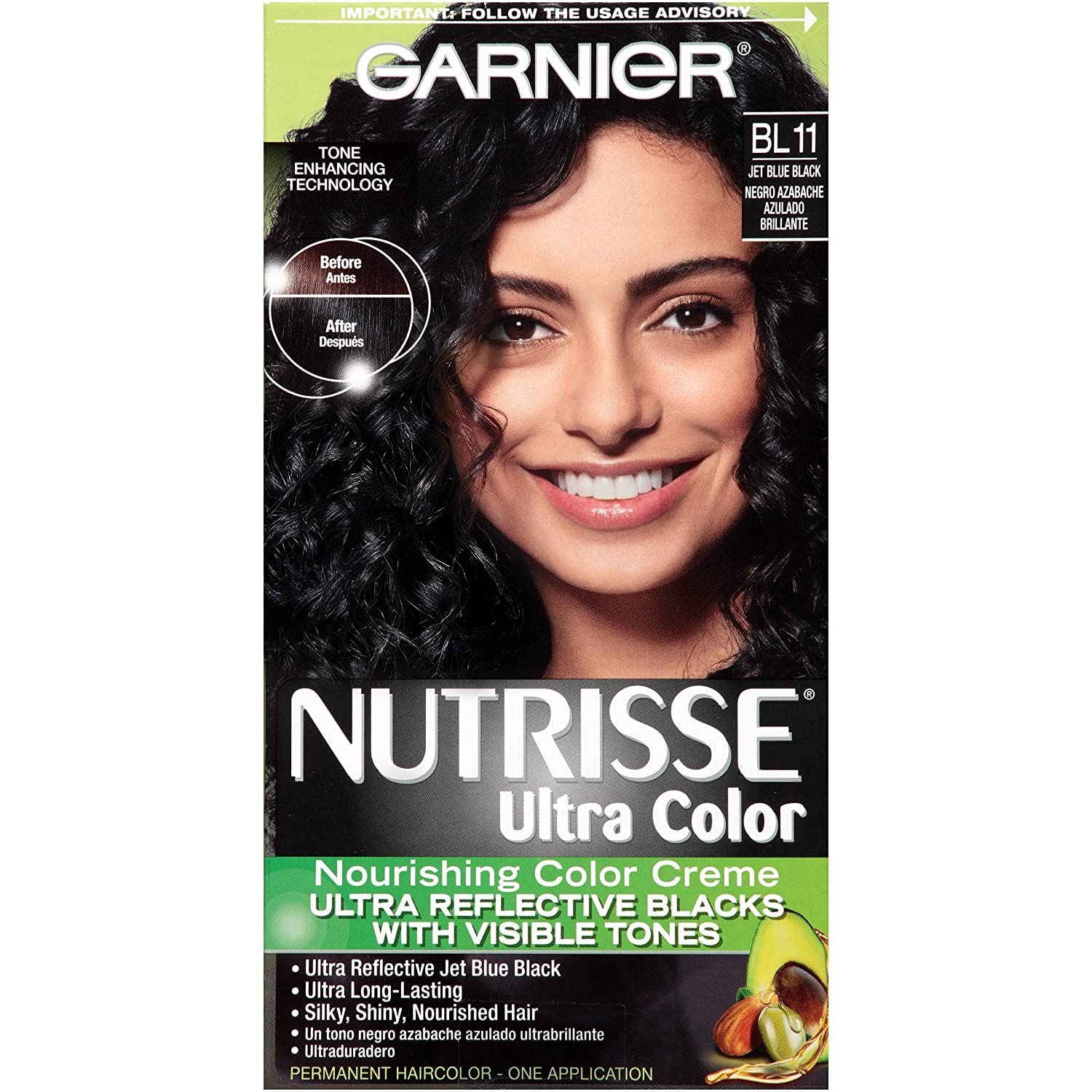 Amazon Com Garnier Nutrisse Ultra Color Nourishing Hair Color Creme
