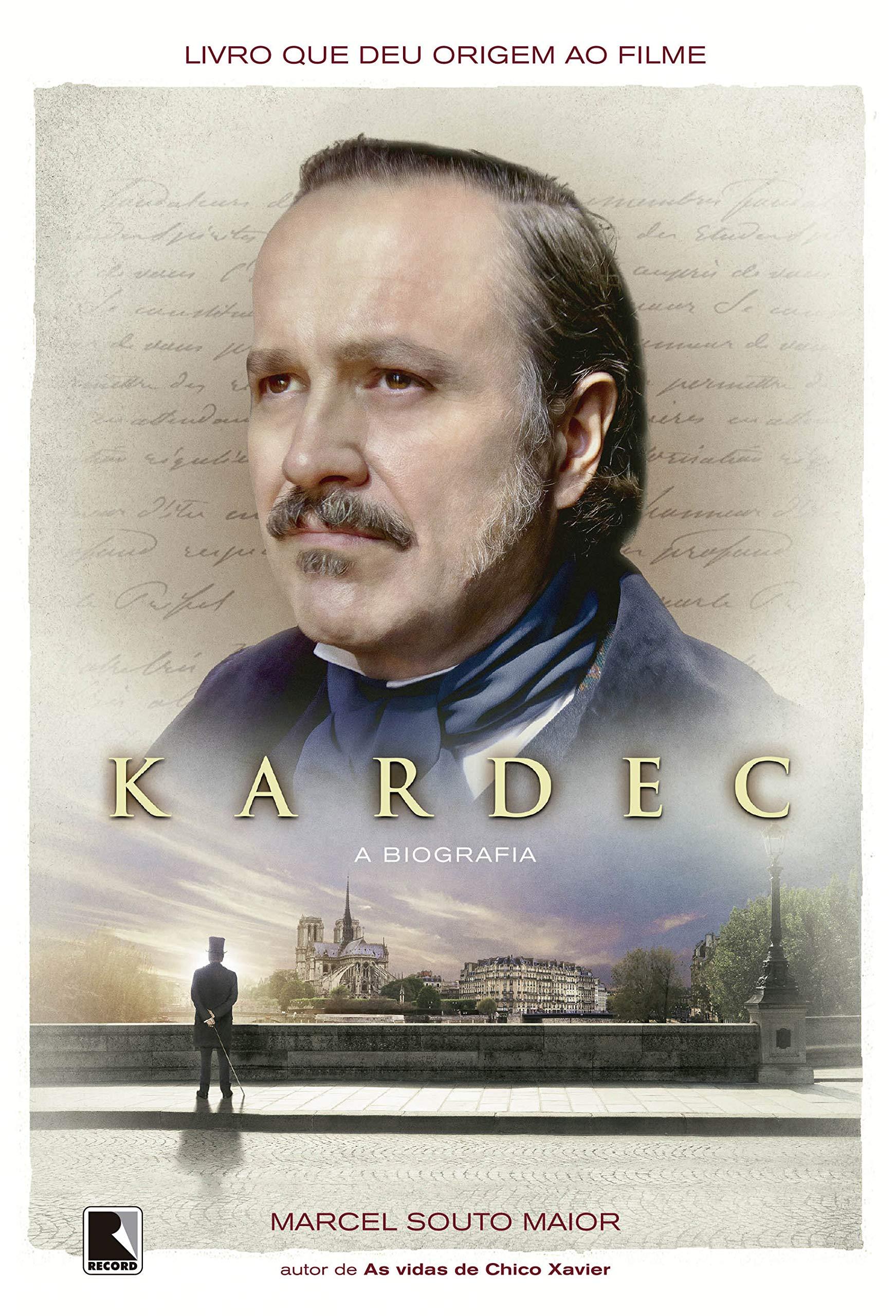 11b31954e Kardec  A biografia  Marcel Souto Maior  Amazon.com.br  Livros
