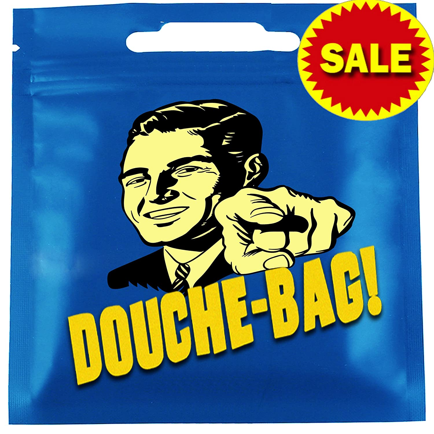 Amazon The Douche Bag Funny Novelty Christmas Birthday