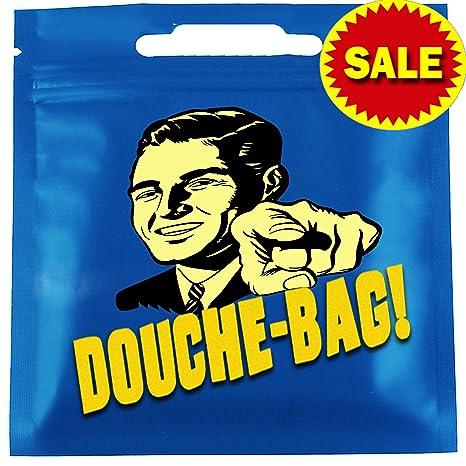 Amazon.com: La bolsa de douche divertida de la novedad ...