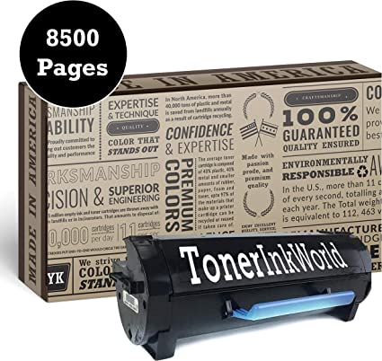 Amazon.com: DELL S2830 8.500 Page Black Toner Reciclado para ...