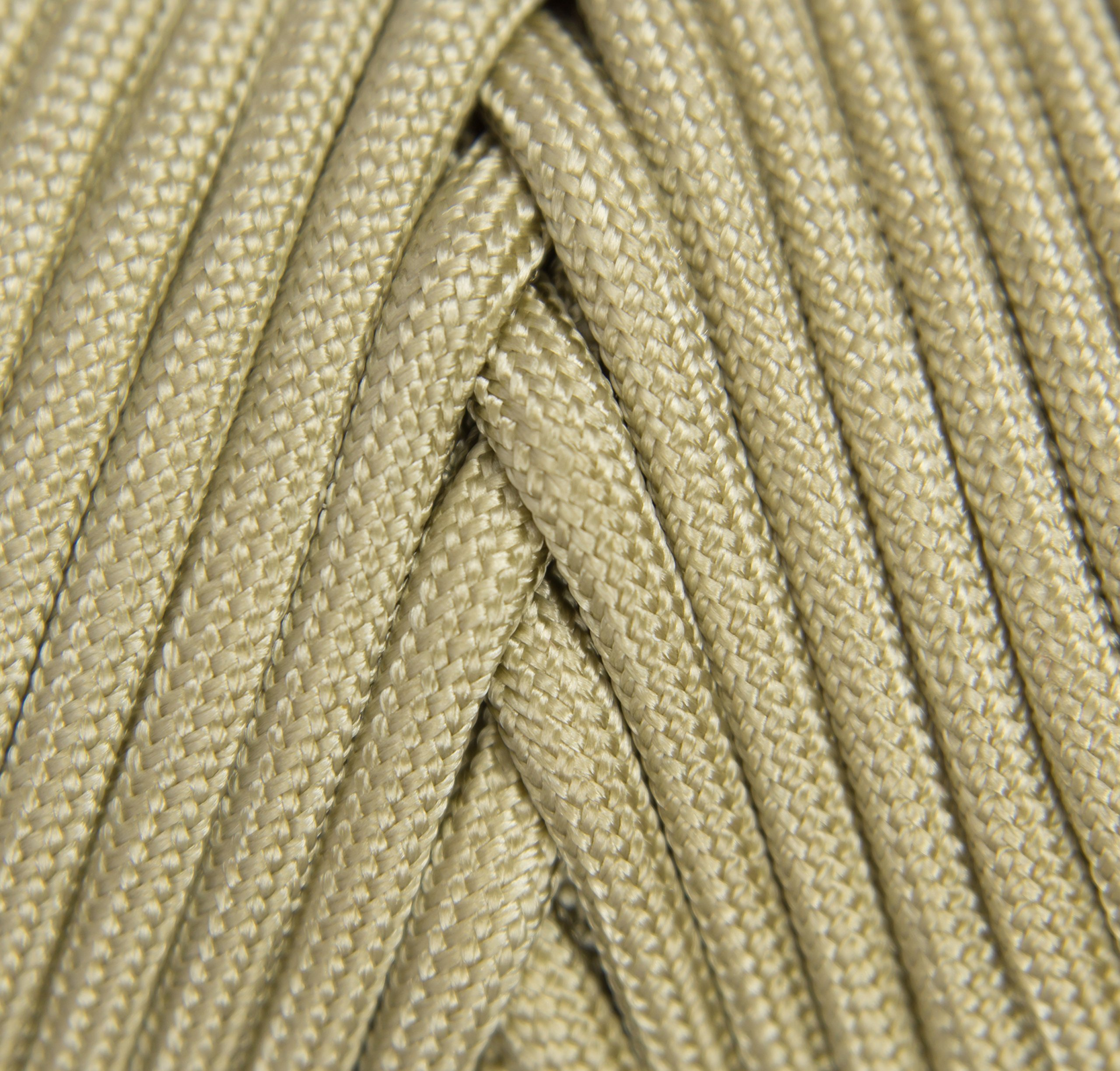 TOUGH-GRID 750lb Buckskin (Desert Sand) Paracord/Parachute Cord - Genuine Mil Spec Type IV 750lb Paracord Used by The US Military (MIl-C-5040-H) - 100% Nylon - Made in The USA. 500Ft. - Buckskin by TOUGH-GRID (Image #3)